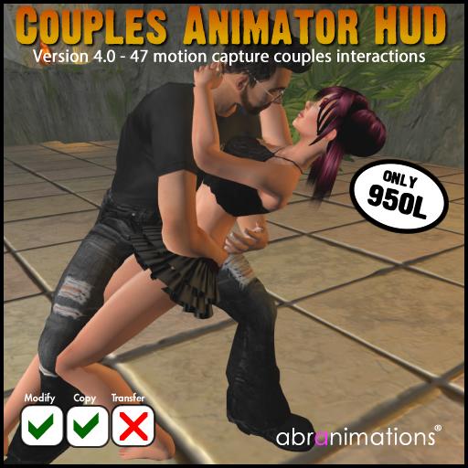 couples animator box
