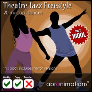 theatre jazz freestyle
